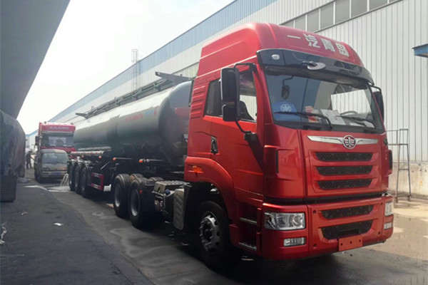 28方化工液体运输车