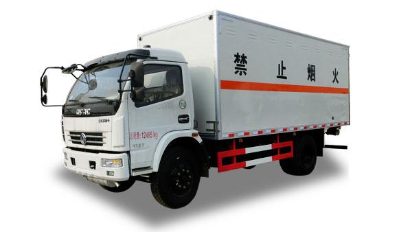 东风易燃气体运输车