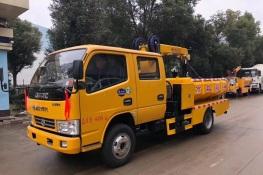新疆乌鲁木齐经济开发区定制双排清淤车也发车