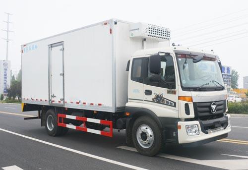 JHW5160XLCB型冷藏车