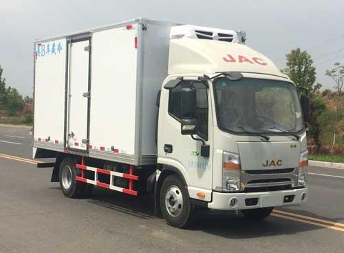 JHW5040XLCH型冷藏车