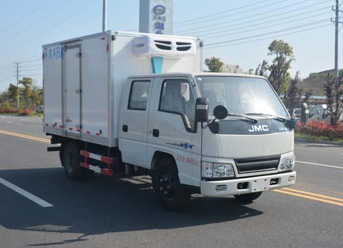 JHW5041XLCJX型冷藏车
