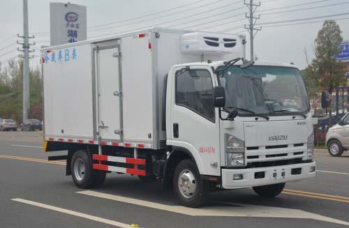 JHW5040XLCQ型冷藏车