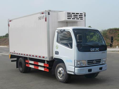 JHW5040XLCE型冷藏车