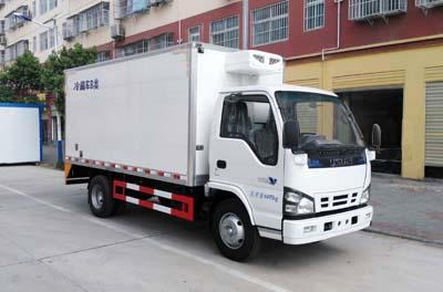 CLW5041XLCQ5型冷藏车