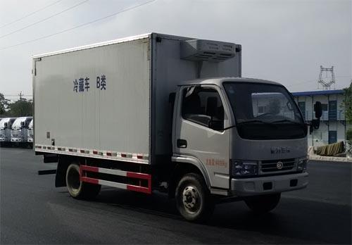 CL5040XLCA5型冷藏车