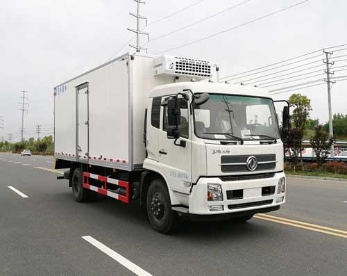 JHW5180XLCD型冷藏车