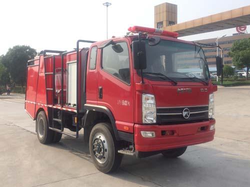 CSC5080GXFSL20型森林消防车