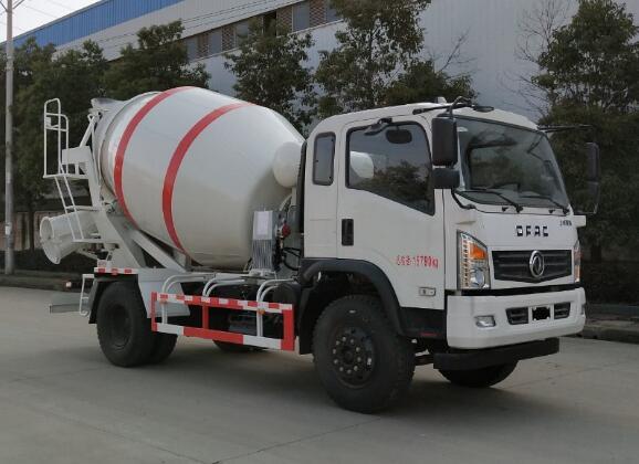DLQ5160GJBLXS5型混凝土搅拌运输车