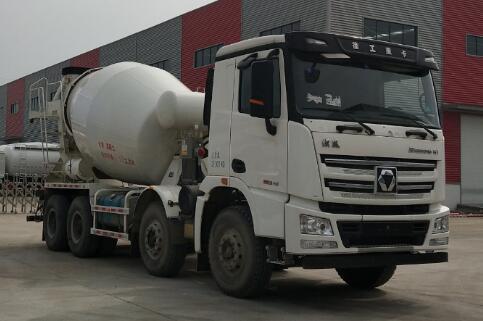 DLQ5312GJBL5型混凝土搅拌运输车