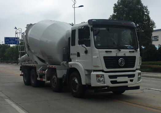 DLQ5310GJBL5型混凝土搅拌运输车