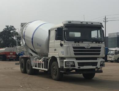 DLQ5250GJBL5型混凝土搅拌运输车
