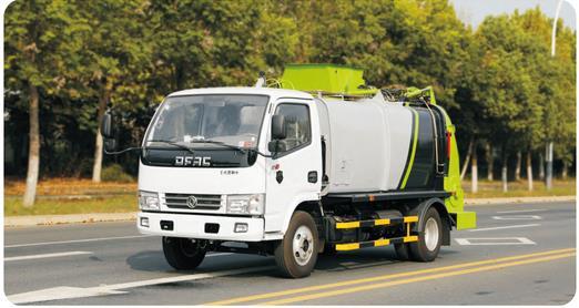 东风5075餐厨垃圾车